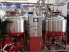Injection solution preparation system