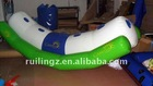 2012 new inflatable water game seesaw