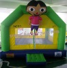 Promotion bounce house Cartoon Design