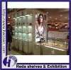 HEDA Glass Jewelry Showcase