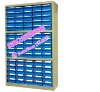 Warehouse Multi-drawers Storage Parts Cabinet