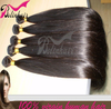 Many Stock Good Quality Pretty Silk Straight Virgin Peruvian Hair Weft Accept Paypal
