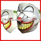 Evil clown snowboard masks neoprene NSM-032