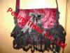 gothic bag, fanshion lace bag,lolita bag