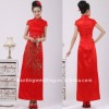 New style cheap and fine Cheongsan Dress