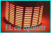 2012 equalizer musical el car sticker design