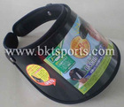UV-resistance plastic visor uv protection cap