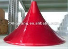 painting metal spinning table lamp base