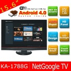 15.6 inch Full HD LED Android 4.0 Smart TV with HDMI KA-1788GL