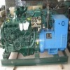 50KW/62.5KVA YUCHAI Marine Diesel Generator Set YC4108CA