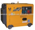 Air-cooled 3 Phase Diesel Generator