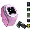 hot selling MQ998 Quad Band Touch Watch cell Phone