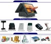 D150T Dual Core Touch screen POS Terminal system payment