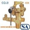 CO2 valve