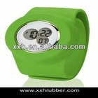 Best promotional gift silicone jelly watch