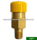 Safety valve for LPG, for gas for LPG dispenser with pressure 2.5Mpa