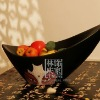 Q266-73Decorative Chinese Antique Fruit Tray