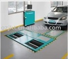Vehicle testing line 4 in 1 CE
