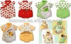 3 designs mixed,Short sleeve romper baby's romper, boy's romper, girl's romper,