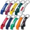 NBO020 Plastic beer opener keychain