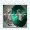 transparent colorful electrical wire with the low voltage