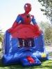 Inflatable Spiderman Castle Hot Sale B1002