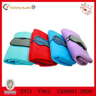 OEM plush car neck pillow