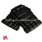 black/grey EVA+polyethylene protective Knee Pad
