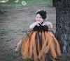 Halloween dress set cute tutu dress for baby girls