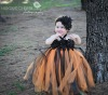 Halloween dress set cute tutu dress for baby girls