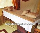 100% cotton Spa massage bedding set linen