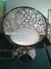 Stainless steel new design chateau chairs