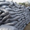 Carbonized Rice Husks