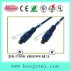 toslink type male to male fiber optical cable