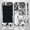 For iPhone5 Skin Flower Skin
