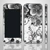 For iPhone5 Skin Flower Skin