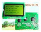 STN 128x64 dot matrix graphic LCD module LCM(DJM12864ZK)