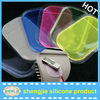 Durable waterproof PU car sticky pad/anti slip