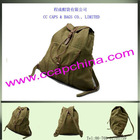 olive color army backpack ccbag -10035