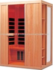 Lux Family Infrared Sauna Cabin 06-G9(with CE,TUV,EMC)