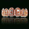 Fashion rhinestone grillz teeth GT008