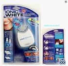 Blue light teeth whitening gel