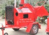 diesel engine towable wood chipper wc-40