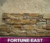 Rusty Cement Ledgestone Panel