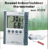 Indoor/Outdoor Thermometer with indoor Humidity