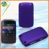 Dark Purple Plastic skin For BlackBerry Curve 9220/9320 Rubberized Hard Back Cover Case