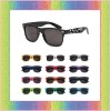 2012 most popular designer plastic sunglass