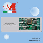 2/2 DAM (3716+LCD) 2IN/2OUT Professional DSP Module