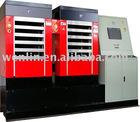 WENLIN-FA5200 PLC PVC card making equipment PC card lamination machine credit card contact