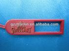 (ST-283) Fashionable Plastic Ring Tag